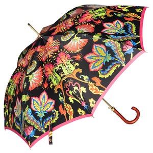 Зонт-Трость Baldinini 17-LA Caleidoscopio Nero фото-3