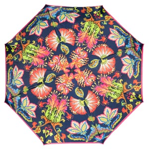 Зонт Складной Baldinini 18-OC Caleidoscopio Blue фото-3