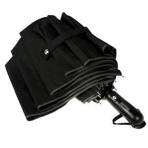 Зонт Складной Emme E317-OC Grave Black фото-2