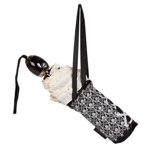 Зонт складной Emme M383A-OC Burlesque Black фото-4