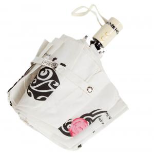 Зонт складной Emme M388-OC Tatoo Beige фото-3