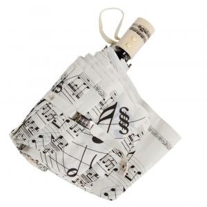 Зонт складной Emme M390A-OC Linea Music Beige фото-3