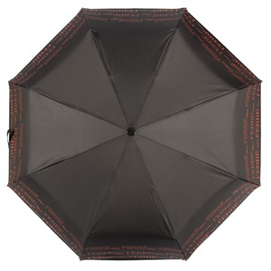 Зонт складной Ferre 6014-OC Line Black фото-3