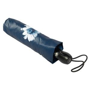 Зонт складной Ferre 6024-OC Daizy Blu фото-3