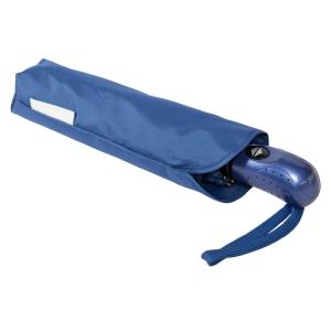 Зонт складной Ferre 7004-OC Mono Blu фото-3