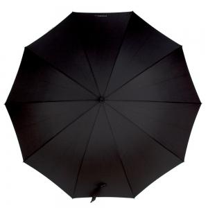 Зонт-трость Ferre 3043M-LA Manila Black фото-3