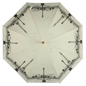Зонт-трость Guy De Jean 1901-LM Bridge Crema long col9 фото-2