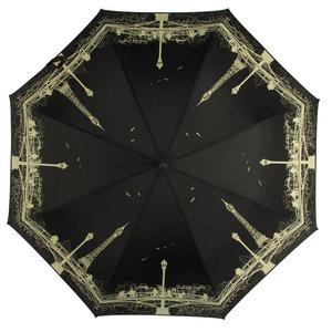 Зонт-трость GDJ 1901-LM Bridge Noir long col10 фото-2