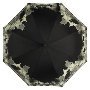Зонт-трость Guy De Jean 3497-LA Cats Noir long фото-2