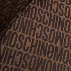 Зонт складной M 8190-OCE Jacquard Brown фото-3