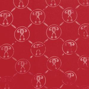 Зонт складной M 8270-OCC QM All-Over Red фото-3