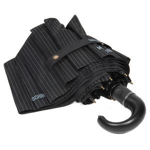 Зонт складной Moschino 8509-TOPLESSA Pinstripes фото-3