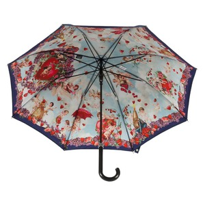 Зонт-трость Moschino 7280-D63AUTOA Angels Multi фото-3