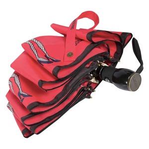 Зонт складной Moschino 8104-OCC Olivia Playboy Red фото-4