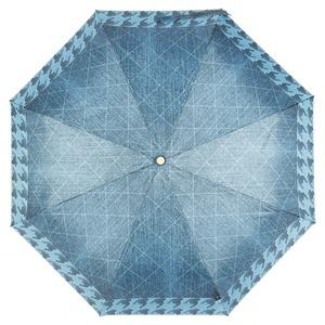 Зонт складной M&P C5873-OC Denim Dark фото-3