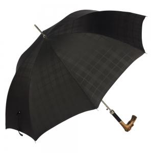 Зонт-трость Pasotti Alano Cell Black фото-4