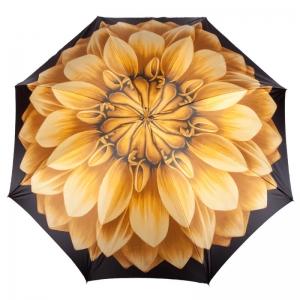 Зонт-трость Pasotti Anzi Georgin Giallo Pelle фото-2