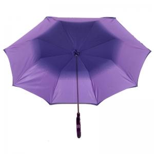 Зонт-трость Pasotti Anzi Georgin Viola Plastica фото-4