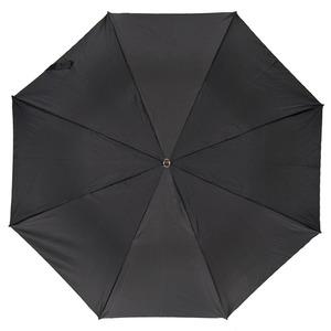 Зонт складной Pasotti Auto Capo Osso Grid Black фото-4