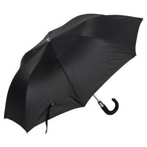 Зонт складной Pasotti Auto Classic  Pelle Oxford Black фото-2