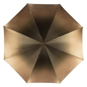 Зонт-трость Pasotti Bеcolore Georgin Beige Oro  фото-2