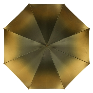 Зонт-трость Pasotti Bicolore Georgin Giallo Plastica Fiore фото-2