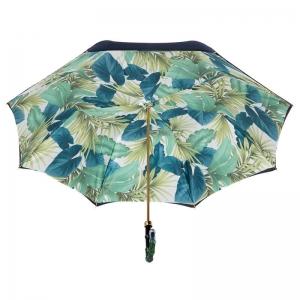 Зонт-трость Pasotti Blu Felce Boo фото-4