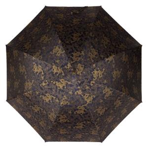 Зонт-Трость Pasotti Blu Feng Shui Pelle Rombo фото-2