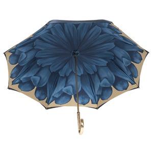 Зонт-трость Pasotti Blu Georgin Spring фото-3