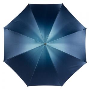 Зонт-трость Pasotti Blu Hearts Plastica Fiore фото-2