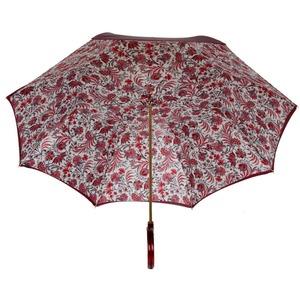 Зонт-трость Pasotti Bordo Fern Plastica фото-4