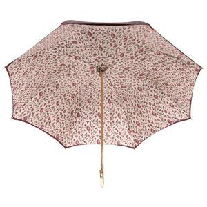 Зонт-трость Pasotti Bordo Modello Dentel Oro фото-3