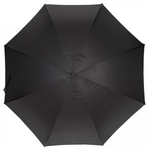 Зонт-трость Pasotti Capo Swarovski Oxford Black фото-2