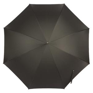 Зонт-трость Pasotti Cavallo Silver Stripes Black фото-2