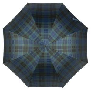 Зонт-трость Pasotti Classic Pelle Celtic Blu фото-2