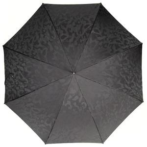 Зонт-трость Pasotti Classic Pelle Divorzi Black фото-2