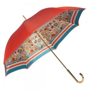 Зонт-Трость Pasotti Coral Sudario Crema Spring  фото-3