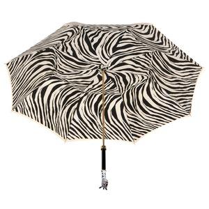 Зонт-трость Pasotti Crema Zebra Lux фото-3