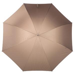 Зонт-трость Pasotti Diritto StripesL Beige фото-2