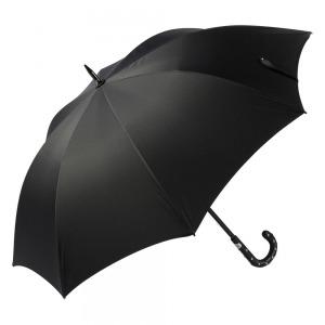 Зонт-трость Pasotti Esperto Chevron Black фото-3