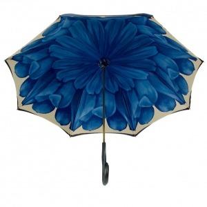 Зонт Трость Pasotti Blu Georgin Original фото-3