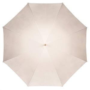 Зонт-трость Pasotti Ivory Daizy Pelle фото-2