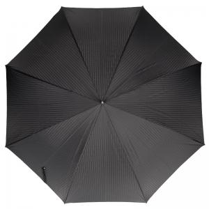 Зонт-трость Pasotti Jaguar Silver Codino Black фото-2