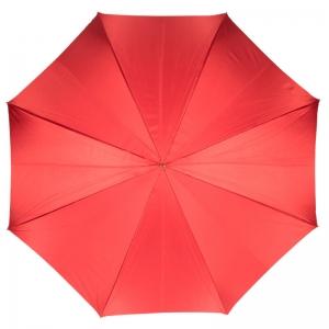 Зонт-трость Pasotti Rosso Georgin Coral Plastica фото-2