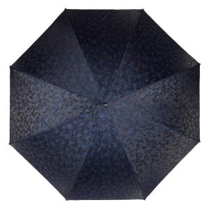 Зонт-трость Pasotti Leone Silver Reflection Blu фото-2