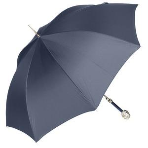 Зонт-трость Pasotti Leone Silver StripesS Dark blu фото-3
