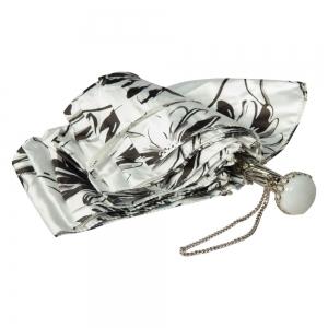 Зонт складной Pasotti Manual Aster Bianco Stone фото-3