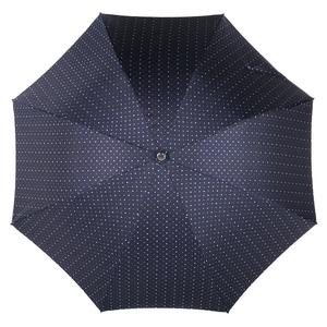 Зонт-трость Pasotti Bark Chestnut Dots Marrone фото-2