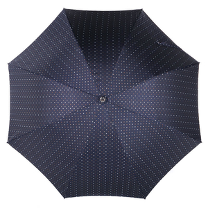 Зонт-трость Pasotti Maple Dots Blu фото-2