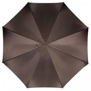 Зонт-трость Pasotti Marrone Georgin Beige Plastica фото-3